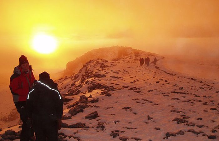 6 Days Rongai route kilimanjaro