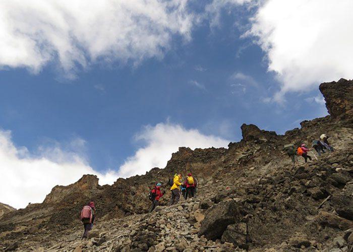 8 Days lemosho route Kilimanjaro