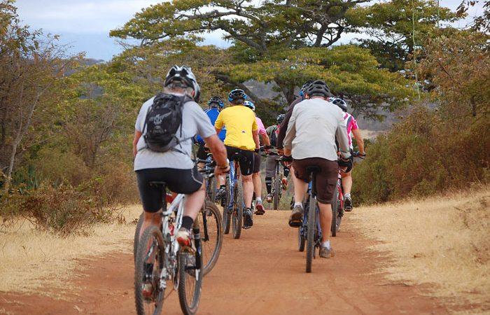Moshi Bike Day Trip Tour